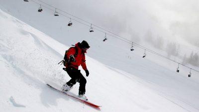 Quel sport d'hiver pour commencer en douceur ?
