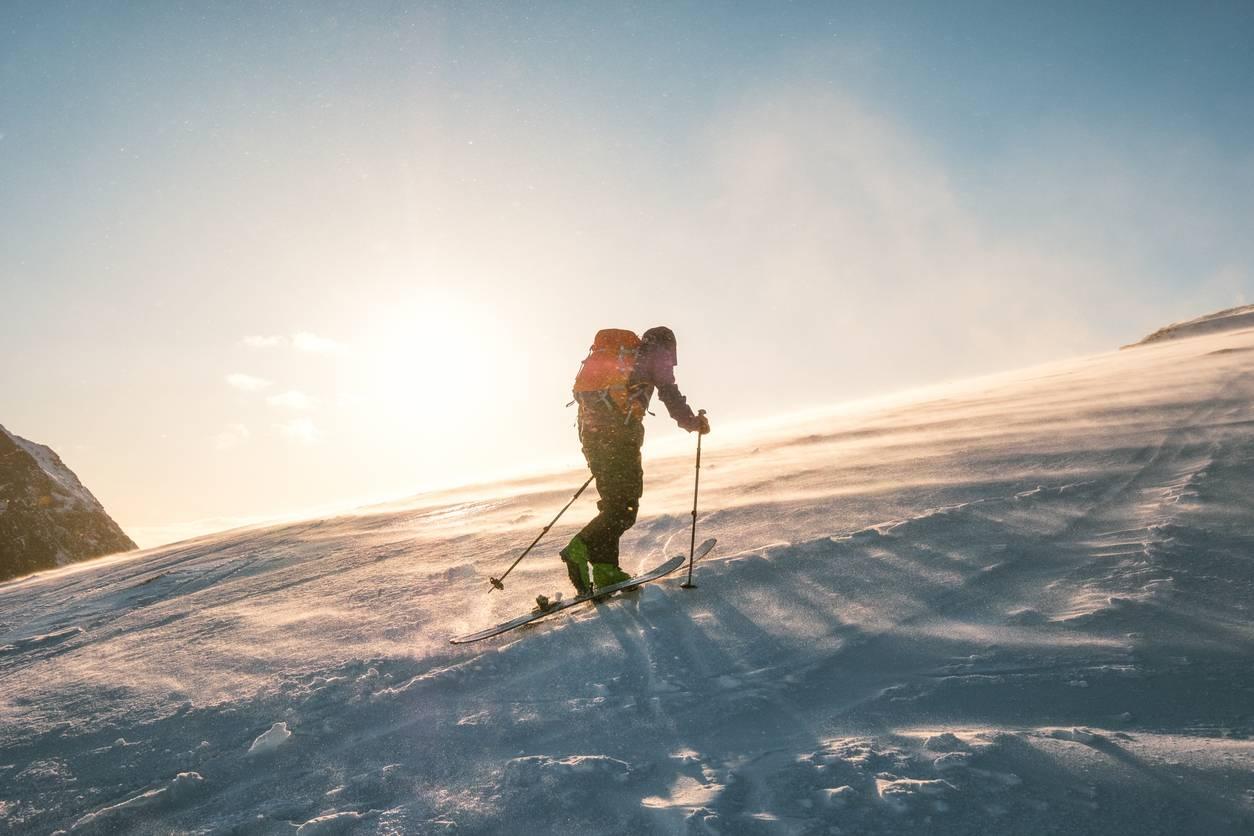 Ski Randonnée aux USA